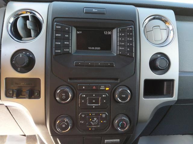 2014 Ford F-150 4WD SuperCrew 145 XLT