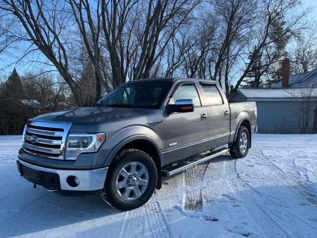 2014 Ford F-150 Lariat New Tires