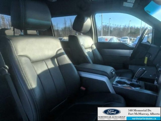 2014 Ford F-150 FX4  |3.5L|Rem Start|Nav|Moonroof|Max Trailer Tow Pkg