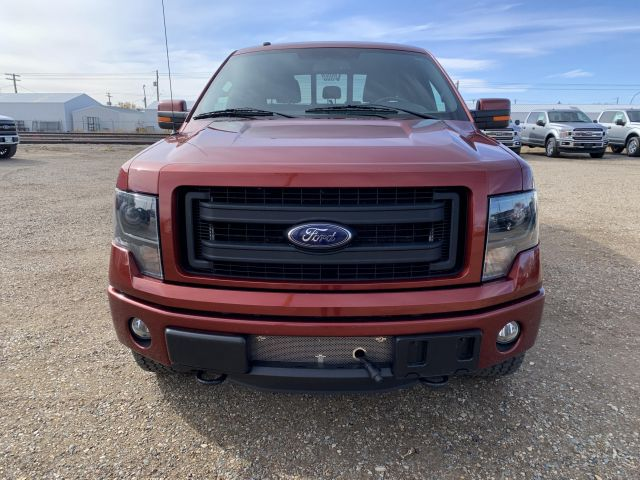 2014 Ford F-150 FX4 Luxury Supercrew  Moonroof Nav Leather