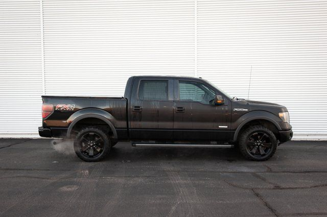 2014 Ford F-150 FX4 / LUX PKG / HTD&COOLED LEATHER / MAX TRAILER / REMOTE START