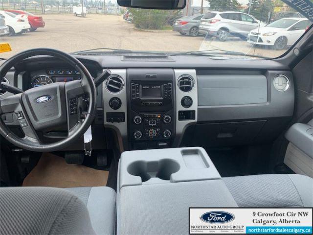 2014 Ford F-150 XLT   XLT  3.5 ECOBOOST  MAX TOW  XTR  - $236 B/W