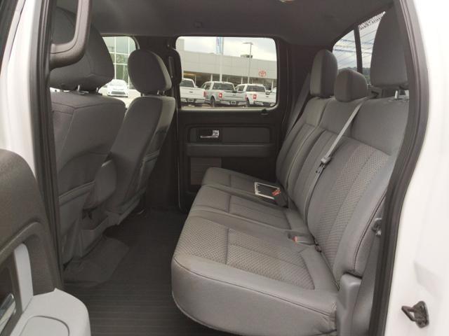 2014 Ford F-150 4WD SuperCrew 157 XLT