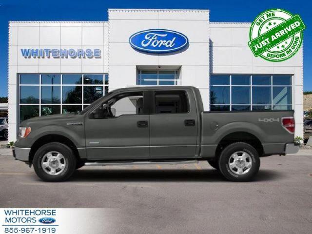2014 Ford F-150 4X4-SUPERCREW FX4-157 WB  - $198 B/W