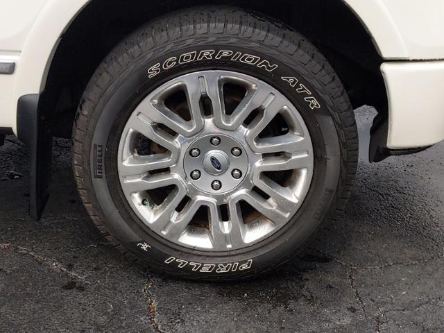 2014 Ford F-150 4WD SuperCrew 145 Platinum