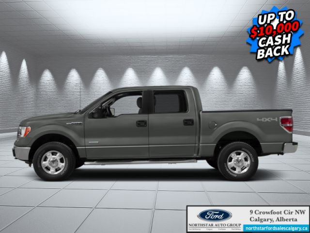 2014 Ford F-150 FX4  |FX4| LUXURY PKG| 3.5 ECOBOOST| LEATHER| - $205 B/W