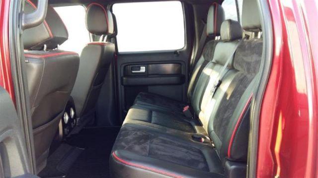 2014 Ford F-150 4X4-SUPERCREW FX4-157 WB