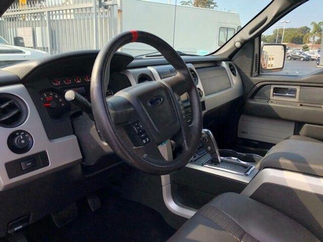2014 Ford F-150 4WD SuperCrew 145 SVT Raptor