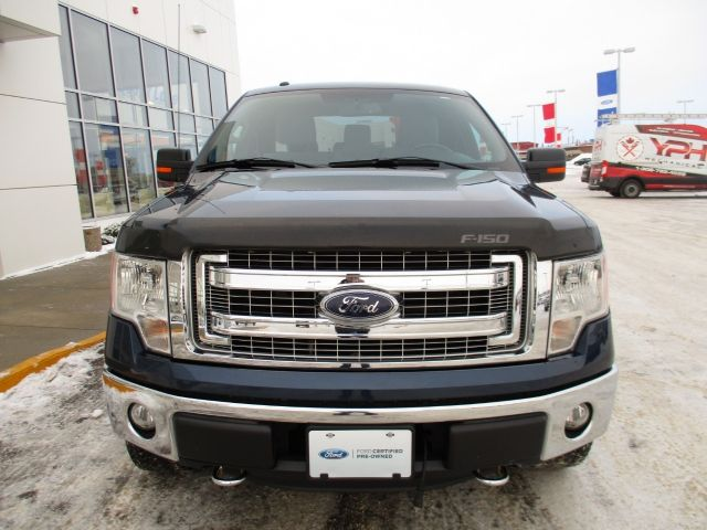 2014 Ford F-150 4WD SuperCab