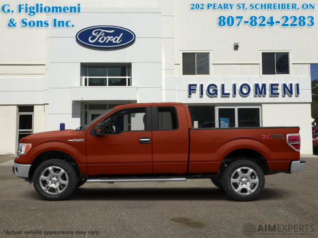 2014 Ford F-150 XLT  - Tailgate Step - Power Windows