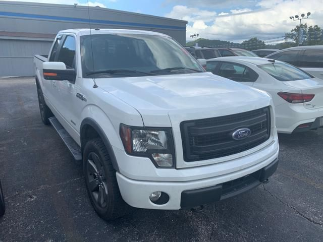 2014 Ford F-150 4WD SuperCab 145 FX4