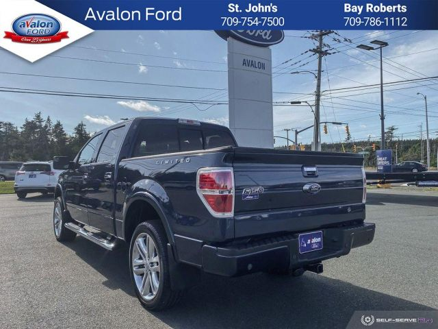2014 Ford F150 4x4 - Supercrew Limited