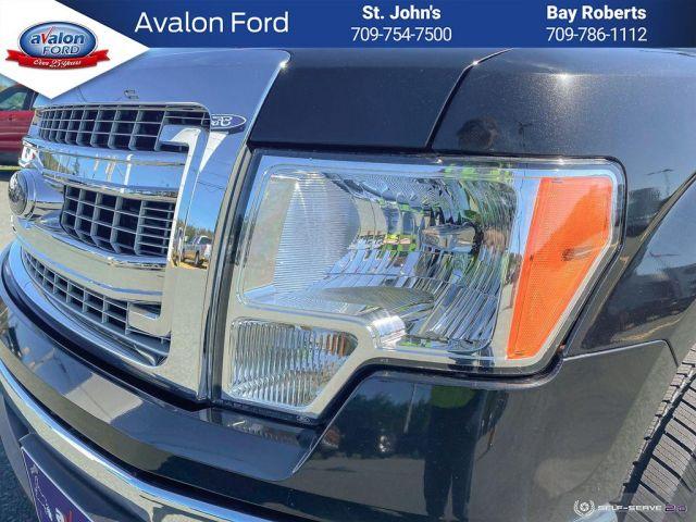 2014 Ford F150 4x4 - Supercrew XLT- 157 WB