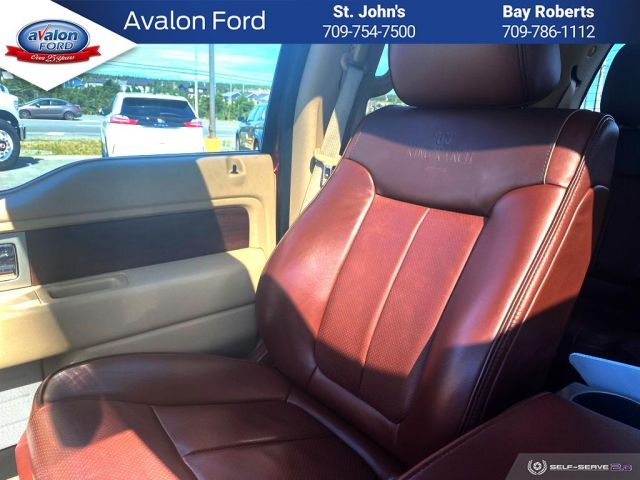 2014 Ford F150 4x4 - Supercrew King Ranch