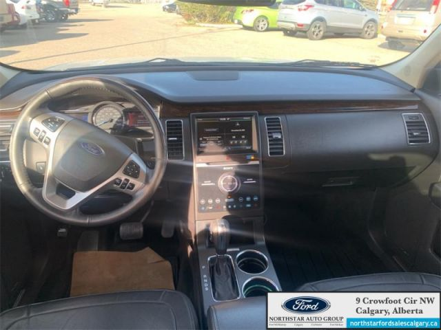 2014 Ford Flex Limited  |LEATHER| ROOF| NAV| 6 SEATER| LIMITED|  - $142 B/W