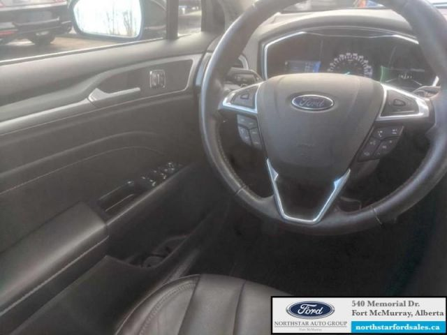 2014 Ford Fusion Titanium  |2.0L|Rem Start|Moonroof|Nav|Low Mileage