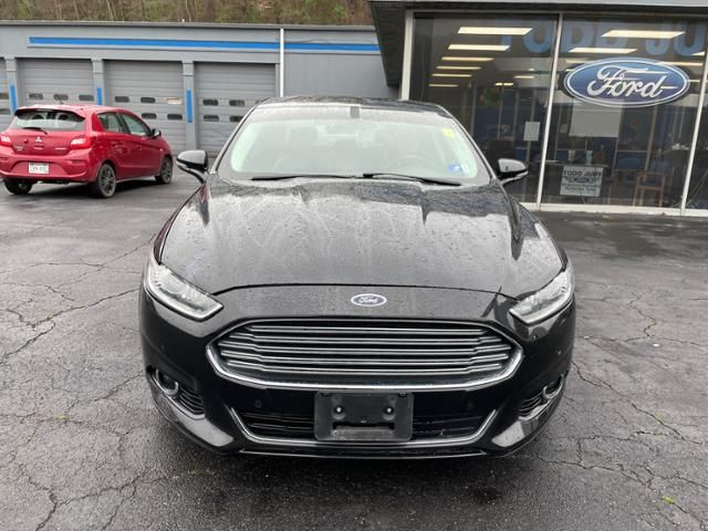 2014 Ford Fusion 4dr Sdn Titanium AWD