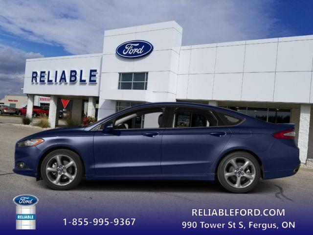2014 Ford Fusion SE  - Bluetooth -  SYNC -  SiriusXM - $84.66 B/W