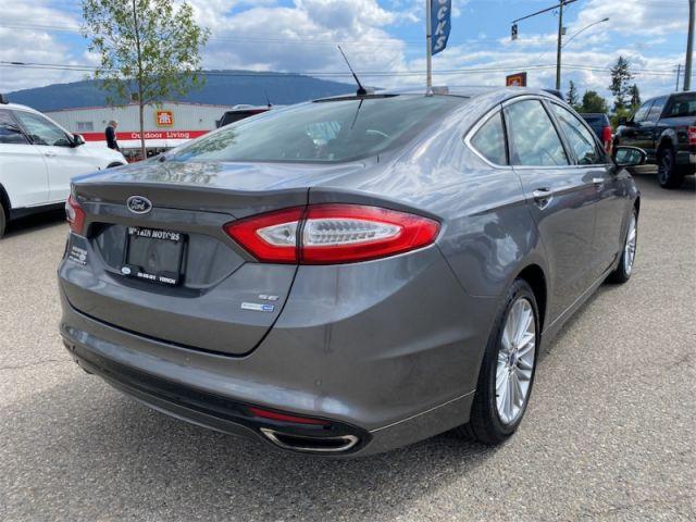 2014 Ford Fusion FUSION SE AWD