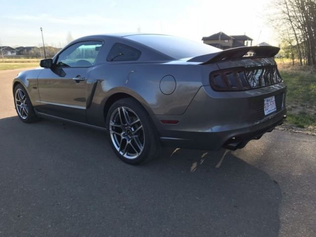 2014 Ford Mustang California Special