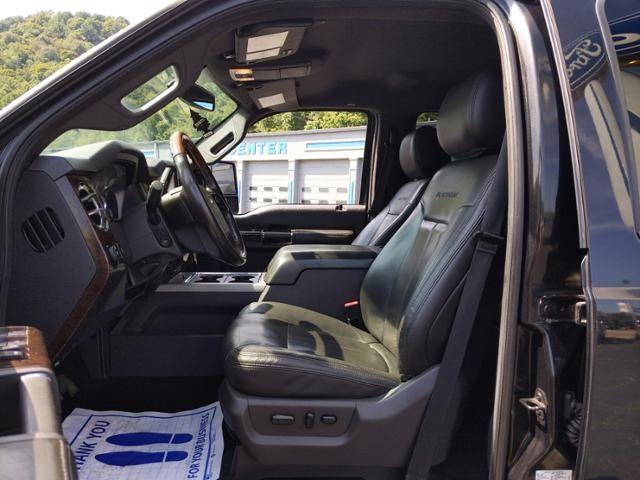 2014 Ford Super Duty F-250 SRW 4WD Crew Cab 172 King Ranch