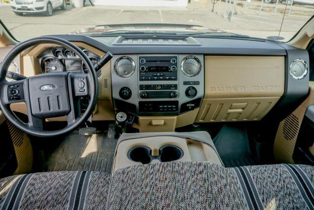 2014 Ford Super Duty F-350 SRW 4WD Crew Cab 156 XLT