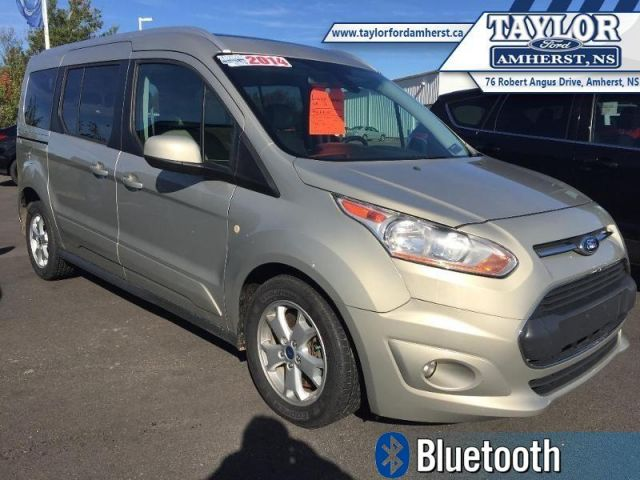 2014 Ford Transit Connect Titanium  - Trade-in - $127.04 B/W