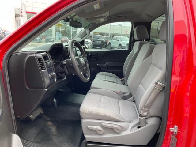 2014 GMC Sierra 1500 2WD Reg Cab 119.0