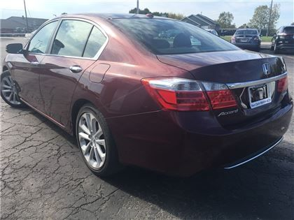 2014 Honda Accord Touring LOADED!!  No Accidents NON SMOKER