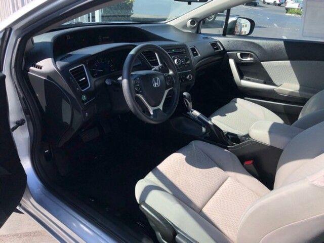 2014 Honda Civic 2dr CVT LX