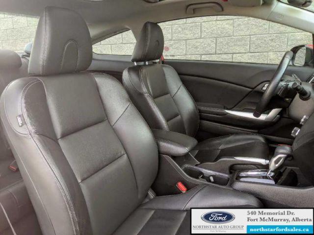 2014 Honda Civic Coupe EX-L Navi  |1.8L|Nav|Moonroof