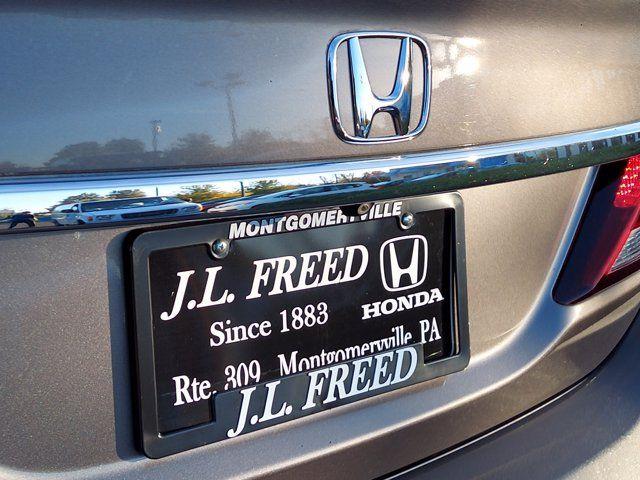 2014 Honda Civic Sedan EX-L