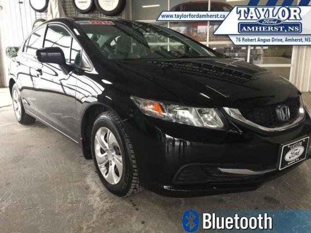 2014 Honda Civic Sedan LX  - Bluetooth -  Heated Seats - $37.89 /Wk