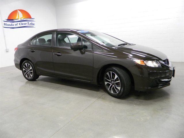 2014 Honda Civic Sedan For Sale In League City League City Area