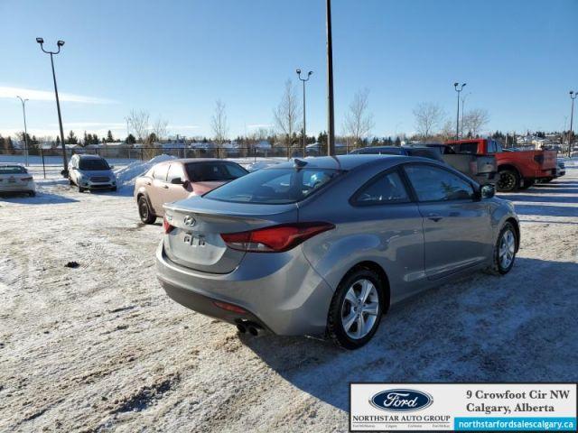 2014 Hyundai Elantra Coupe | CLOTH| MANUAL| COUPE| CLEAN CARFAX| - $71 B/W