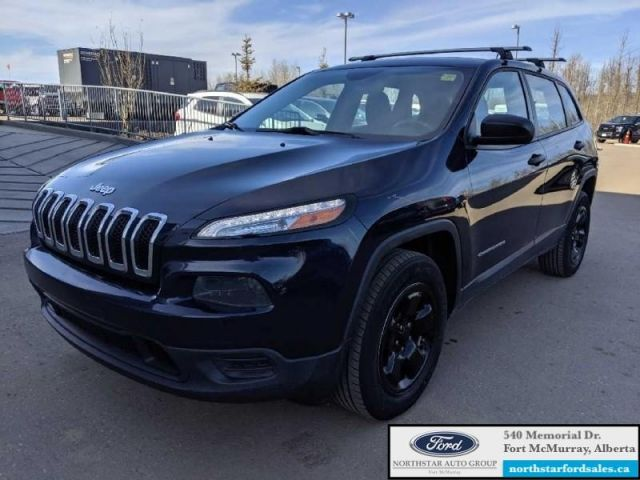 2014 Jeep Cherokee Sport  4X4|3.2L|LED Tail Lamps