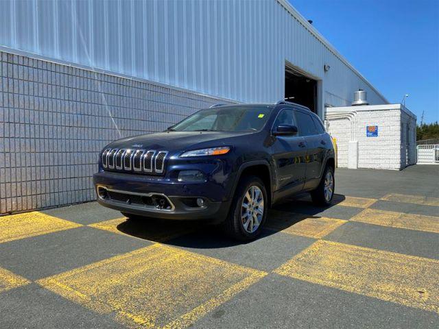 2014 Jeep Cherokee 4x4 Limited