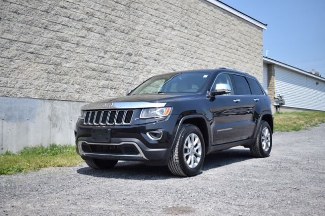 2014 Jeep Grand Cherokee LIMITED  - Leather Seats - $156 B/W