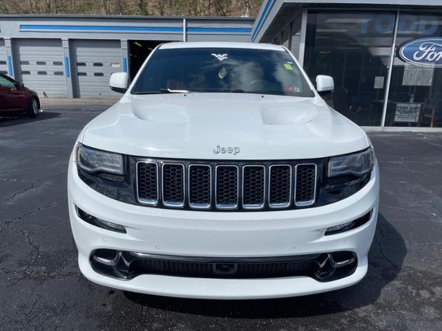 2014 Jeep Grand Cherokee 4WD 4dr SRT8
