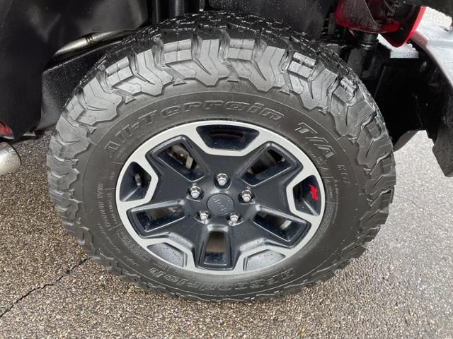 2014 Jeep Wrangler 4WD 2dr Sport