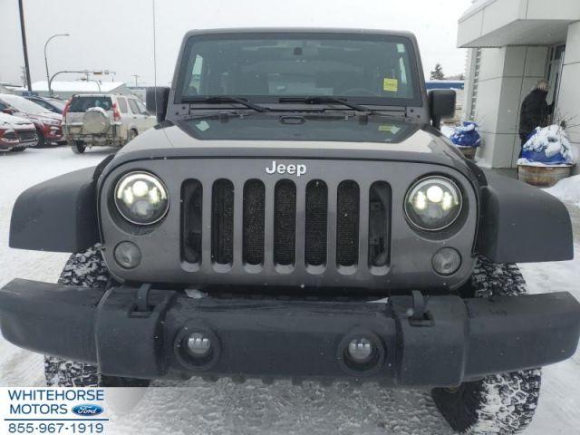 2014 Jeep Wrangler Sport  - $191 B/W