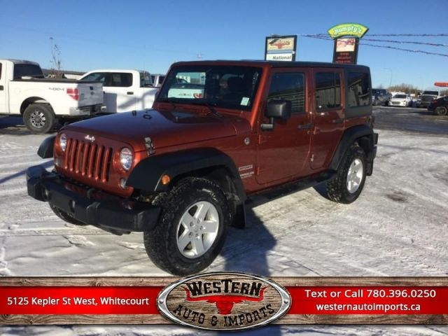 2014 Jeep Wrangler Unlimited Sport  - Cruise Control