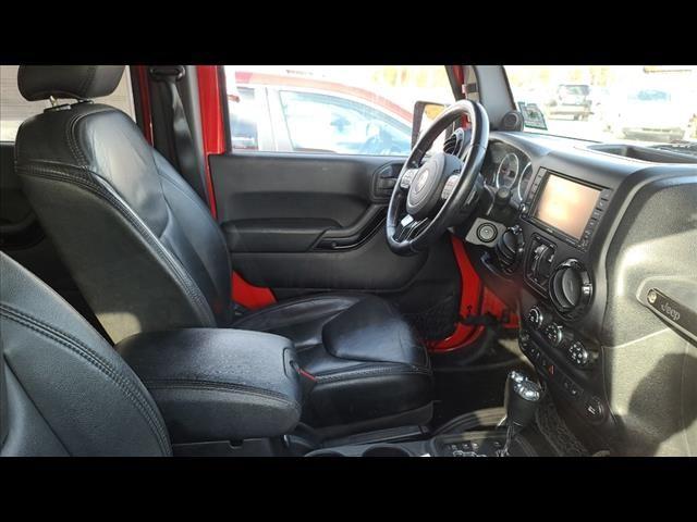 2014 Jeep Wrangler Unlimited Altitude Edition