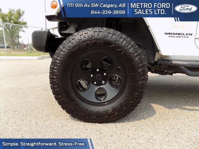 2014 Jeep Wrangler Unlimited Unlimited Sahara  - $347 B/W