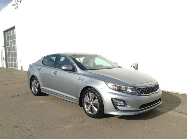 2014 Kia Optima Hybrid 4 Door Car