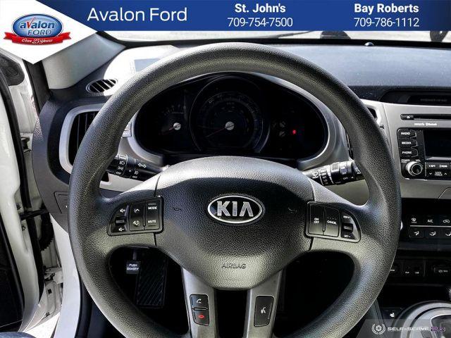 2014 Kia Sportage 2.4L LX AWD at