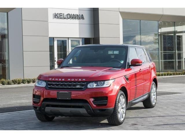 Land Rover Kelowna >> Certified Pre Owned 2014 Range Rover Sport Details