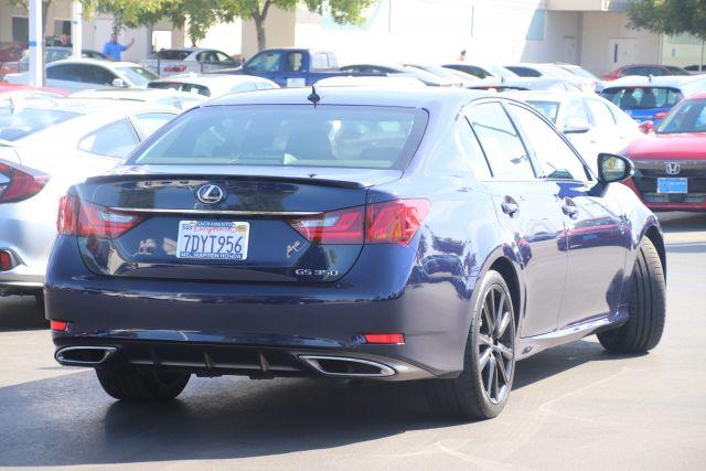 2014 Lexus GS Sedan 350
