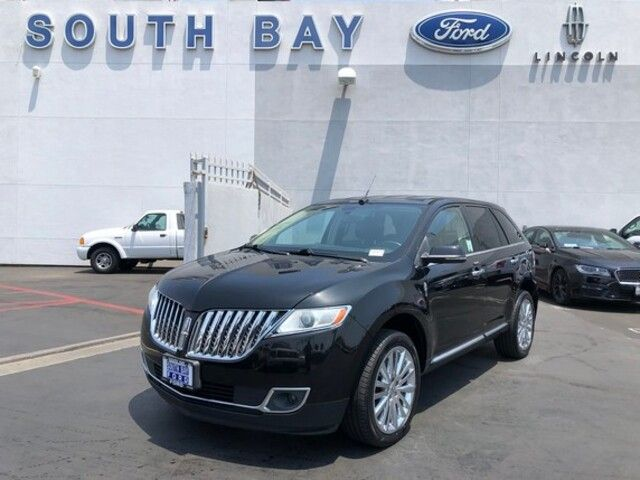 2014 Lincoln MKX FWD 4dr