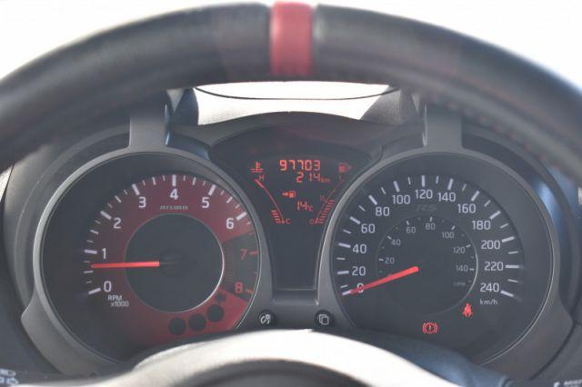 2014 Nissan JUKE NISMO RS